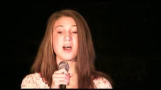 Hallelujah cover by LivziEm age 14  @LivziEm