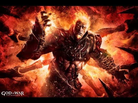 God Of War Ascension Multiplayer Ares's Equipment KG