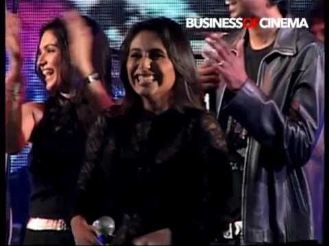 Rani Mukherjee LIVE performance Aali Re Saali Re song from No...
