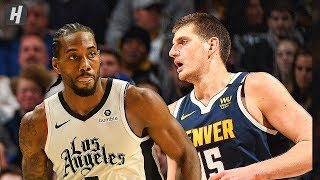 Los Angeles Clippers vs Denver Nuggets - Full Highlights | January 12, 2020 | 2019-20 NBA Season