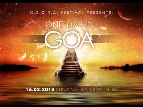 OZORA Festival - One Day In Goa (2013)