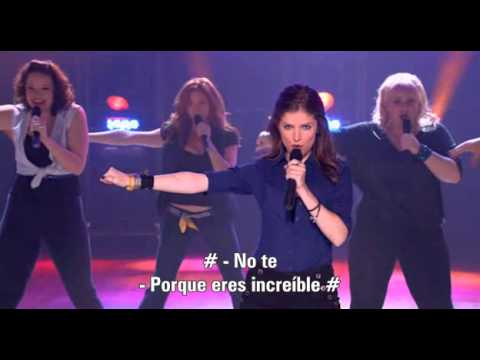 The Barden Bellas - Price Tag  Don't You give Me Everything Tonight (pitch Perfect) video