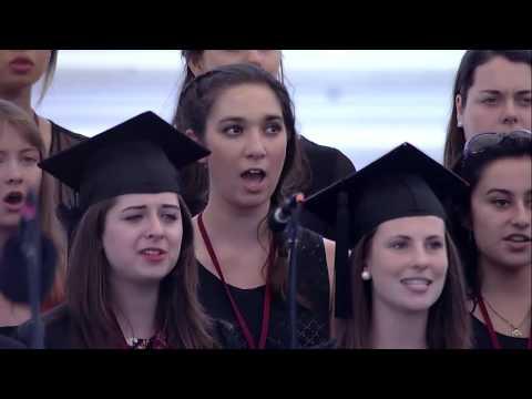 Boston College 2016 Commencement