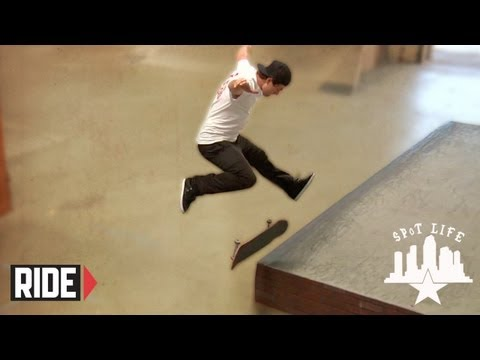 Mike Mo Capaldi and Tony Hawk s House, Skating the Girl TF: SPoT Life Episode 7