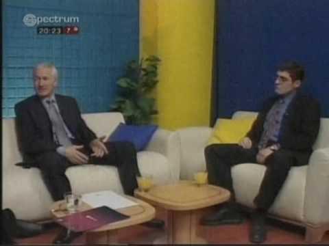 TV Spectrum - Miroljub Petrović i Marko Nicović - Masoni,Malteški vitezovi (2/8)