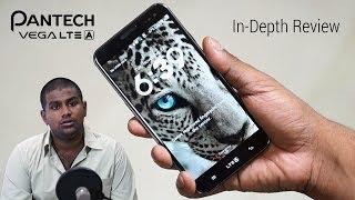 """Pantech Vega LTE-A A880S (Snapdragon 800/Fingerprint Sensor/5.6"""" Full HD) - Full Review"""