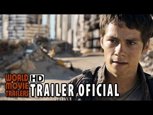 Maze Runner: Prova de Fogo Trailer Oficial Legendado #2 (2015) - Dylan O'Brien HD