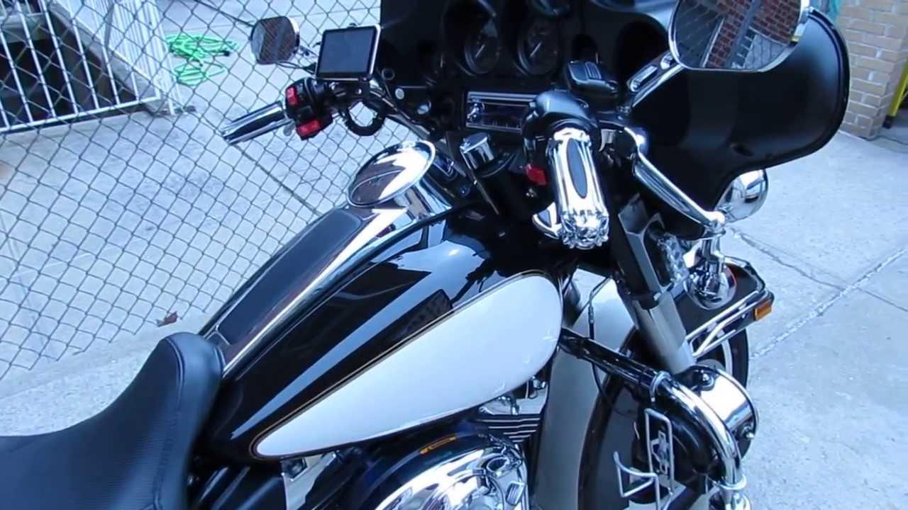 Harley Davidson Electra Glide Police Edition Harley Davidson Electra Glide