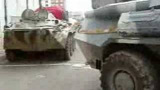 The song to BTR-80