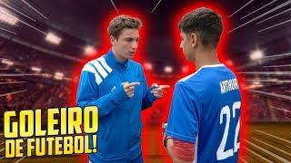 O JOGO REAL DO GOLEIRO!! - ( GOLEIRO DE FUTEBOL ) #7