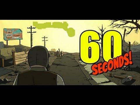 #2 Часть (60 Second)Сами выживаем