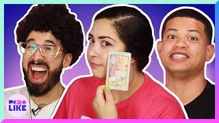 We Got Our Tarot Cards Read