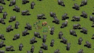 aoe, Tổng hợp 18 pha câu voi để đời + 5 pha câu voi max hài