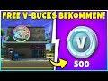 Kostenlos V-Bucks + Contrail bekommen! | So geht es! - Fortnite Battle Royale