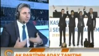 Ak Parti Milletvekili Aday Tanıtımı - Grup Başkanvekili Ahmet AYDIN