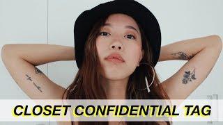 LỤC LỌI TỦ ĐỒ ♡ Closet Confidential Tag | dressmonsta