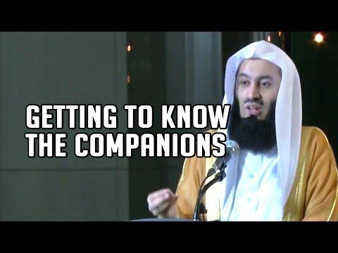 Getting to Know the Companions - Day 25 - Asmaa Bint Abi Bakr & Umm Salamah (RA) - Mufti Menk