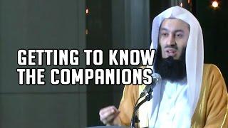 Getting to Know the Companions – Day 25 – Asmaa Bint Abi Bakr & Umm Salamah (RA) – Mufti Menk