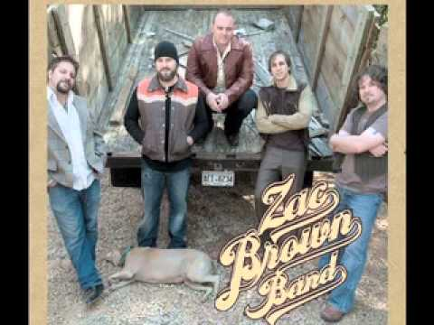 Zac Brown Band - Oh My Sweet Carolina