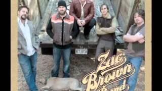 Watch Zac Brown Band Oh My Sweet Carolina video