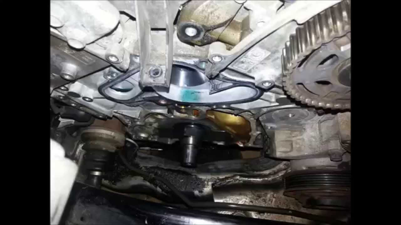Acura Tl Oil Leak Youtube