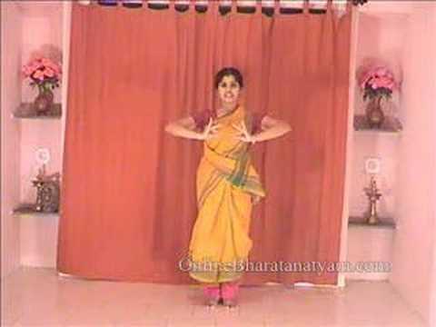 Bharatanatyam Namaskar video