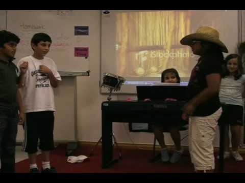 Education Qatar Academy Grade 4 Five.wmv