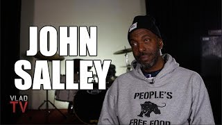 John Salley on Scottie Pippen Not Liking Dennis Rodman at First, '99 Bulls were GOAT (Part 7)