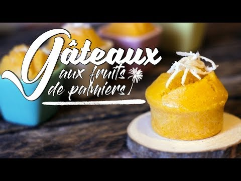 Gâteaux aux fruits de palmiers - Le Riz Jaune