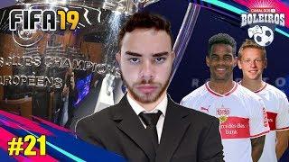 O FINAL HISTÓRICO DA BUNDESLIGA!! VAMOS PARA A CHAMPIONS!!?? MODO CARREIRA EP#21 | FIFA 19