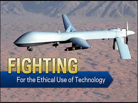 Fighting for the Ethical Use of Technology