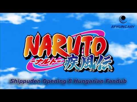 Naruto Shippuden OP 08 Hungarian Fandub (Diver by NICO Touches the Walls)