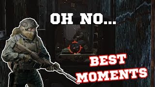 BEST MOMENTS | Escape From Tarkov