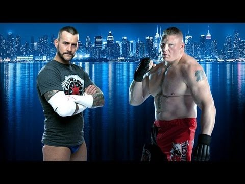 Brock Lesnar Returns to RAW and Gives F5 To CM PUNK! New Feud? - WWE Raw Review 6/17/13