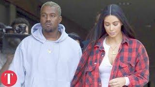 Download Lagu Something Strange Is Happening To Kim and Kanye Gratis STAFABAND