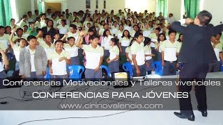 Conferencias para Jóvenes | Conferencias Divertidas | Cirino Valencia