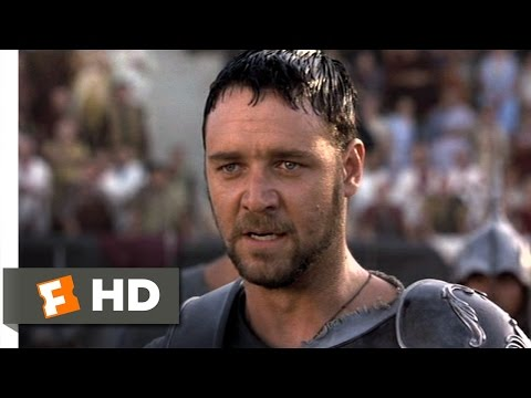 Gladiator is listed (or ranked) 2 on the list The Best Medieval Movies