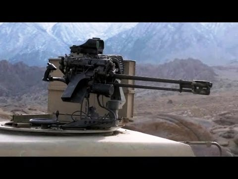 General Dynamics Ordnance & Tactical Systems - GAU-19/B .50 Cal Gatling Gun [480p]