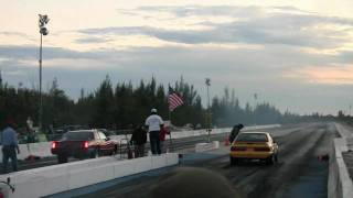 Countyline Dragway Miami Winter