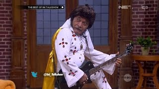 The Best Of Ini Talk Show - Gini Jadinya Kalo Pak RT Jadi Elvis Presley