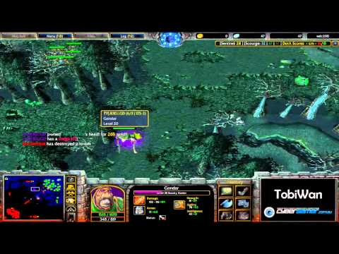 WDC 2010 [Day 1] - LGD vs NirvanaMY [5 of 5]