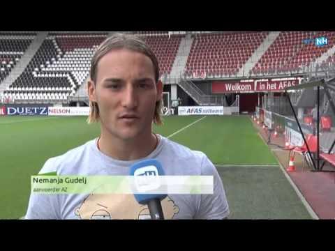 NH Sport over AZ en trainer Marco van Basten