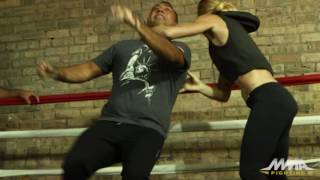 UFC on FOX 20: Holly Holm Workout Video