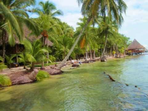 Beach Hotel Panama Central America