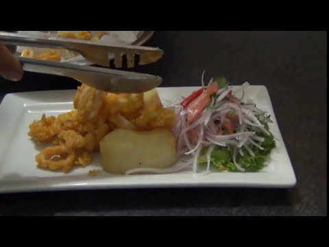 Recetas de Chicharron de Calamar - Como Preparar Chicharron de Calamar