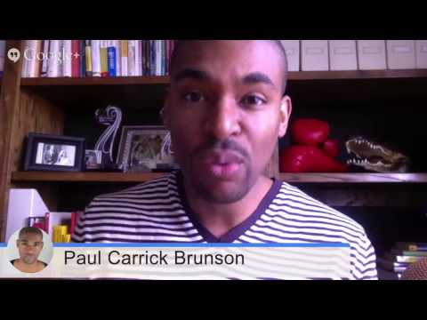 The Ask Dr. Renee Show with Paul Carrick Brunson