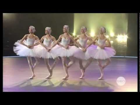 Sydney Ballet School - 'ATTITUDE' Everybody Dance Now Channel 10