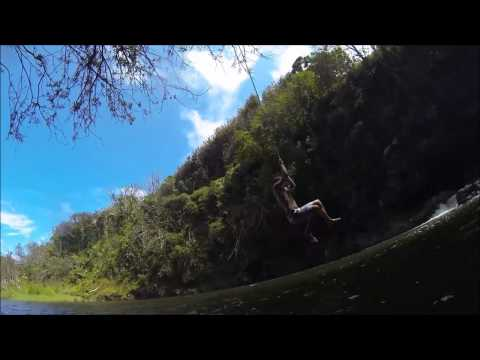 GoPro Hero 3: Cliff Jumping Big Island Hawaii