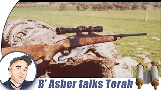 Hunting is allowed in Judaism! How to be a Kosher Hunter!