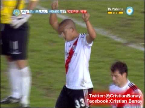 River 2 All Boys 0 (Relato Costa Febre) Torneo Final 2013 Los goles (12/5/2013)